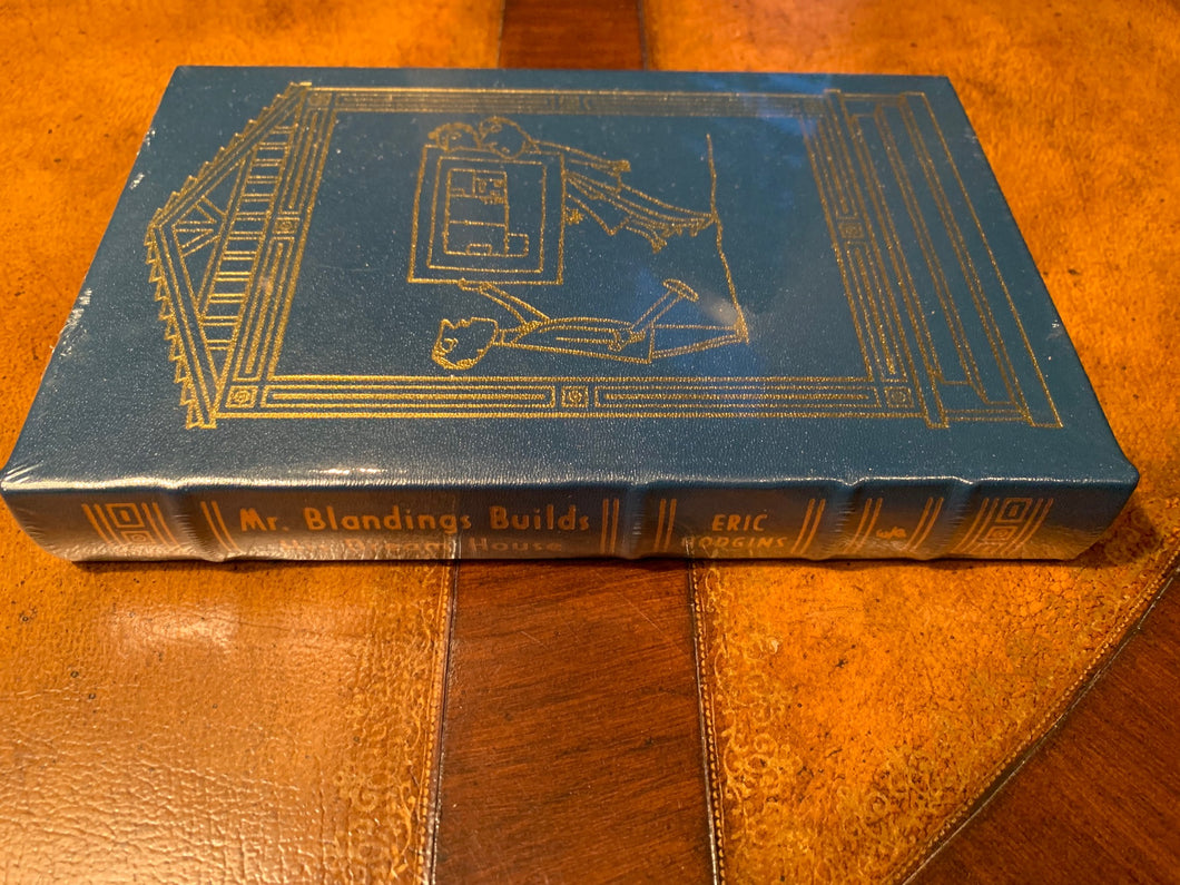 Easton Press MR. BLANDINGS BUILDS HIS DREAM HOUSE Hodgins SEALED