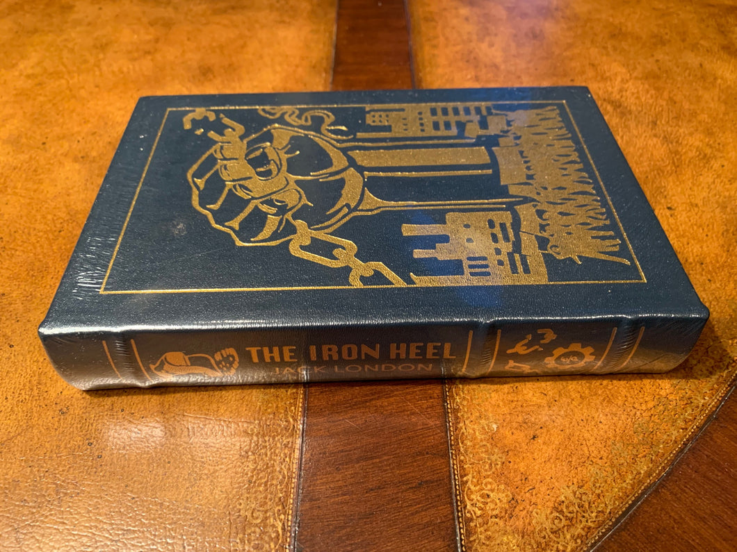 Easton Press IRON HEEL Jack London SEALED