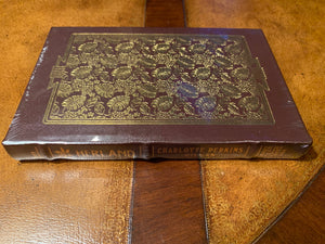 Easton Press HERLAND Charlotte Perkins Gilman SEALED