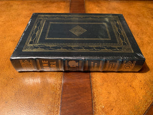 Easton Press GONE GIRL by Gillian Flynn SIGNED SEALED