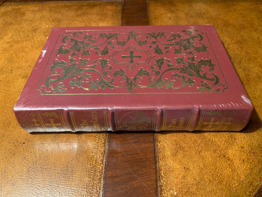 Easton Press Knights Templar by Dan Jones SEALED