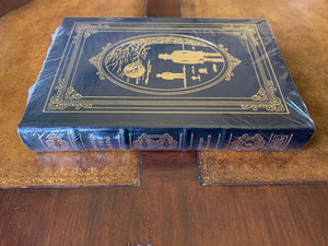 Easton Press GEORGE SAUNDERS: Lincoln in the Bardo SIGNED SEALED