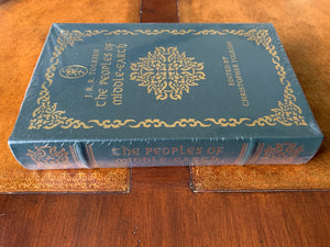 Easton Press J.R.R. TOLKIEN'S THE PEOPLES OF MIDDLE-EARTH SEALED