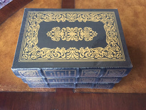 Easton Press THE COMPLETE SHERLOCK HOLMES 3 vol by Doyle SEALED