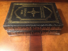 Easton Press OLIVER NORTH: War Stories 2 vol SIGNED SEALED