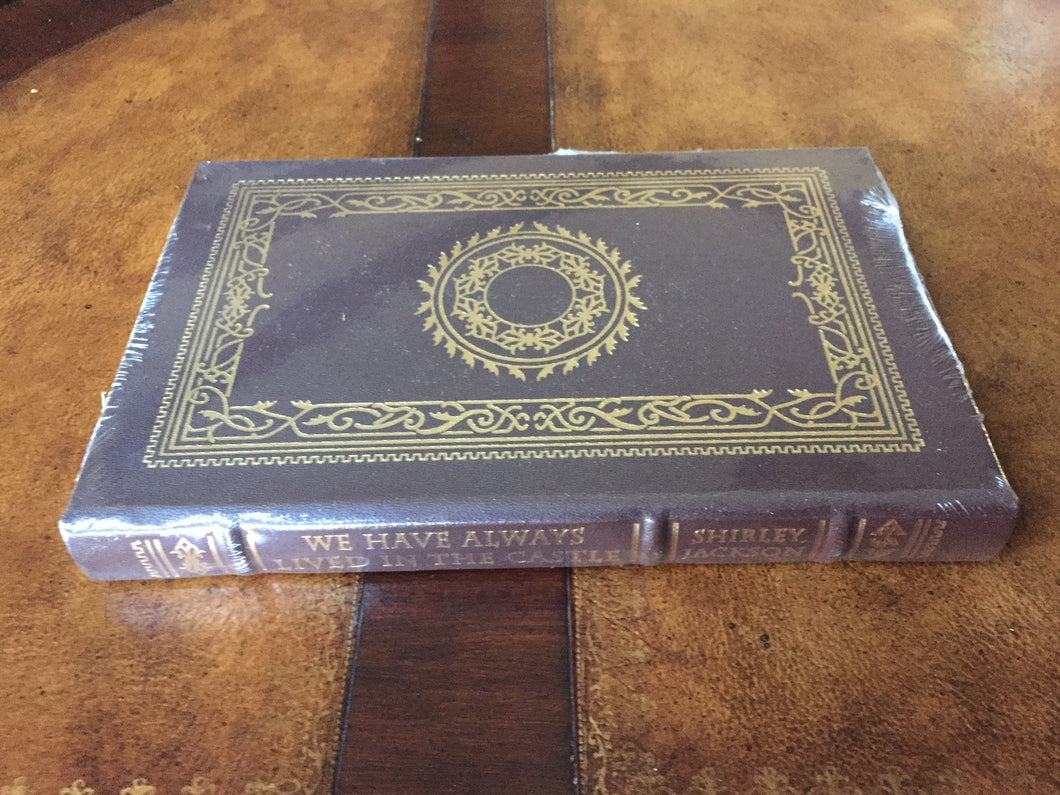 Easton Press WE HAVE ALWAYS LIVED IN THIS CASTLE Shirley Jackson SEALED