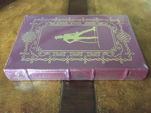 Easton Press FLASHMAN George MacDonald Fraser SEALED