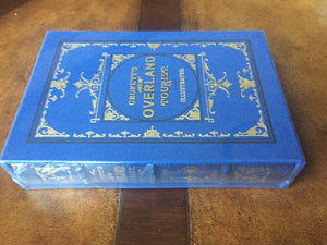 Easton Press CROFUTT'S NEW OVERLAND TOURIST Clamshell Edition SEALED
