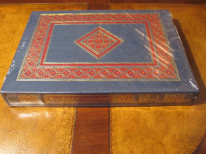 Easton Press WHO'S AFRAID VIRGINIA WOOLF Albee SIGNED Deluxe Limited Edition SEALED