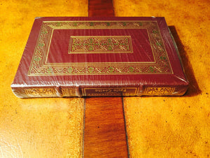 Easton Press Paulo Coelho: THE ALCHEMIST SIGNED/SEALED