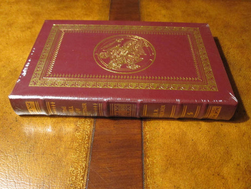 Easton Press FALL OF ARTHUR JRR Tolkien SEALED