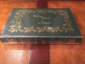 Easton Press BAMBI Felix Salten SEALED