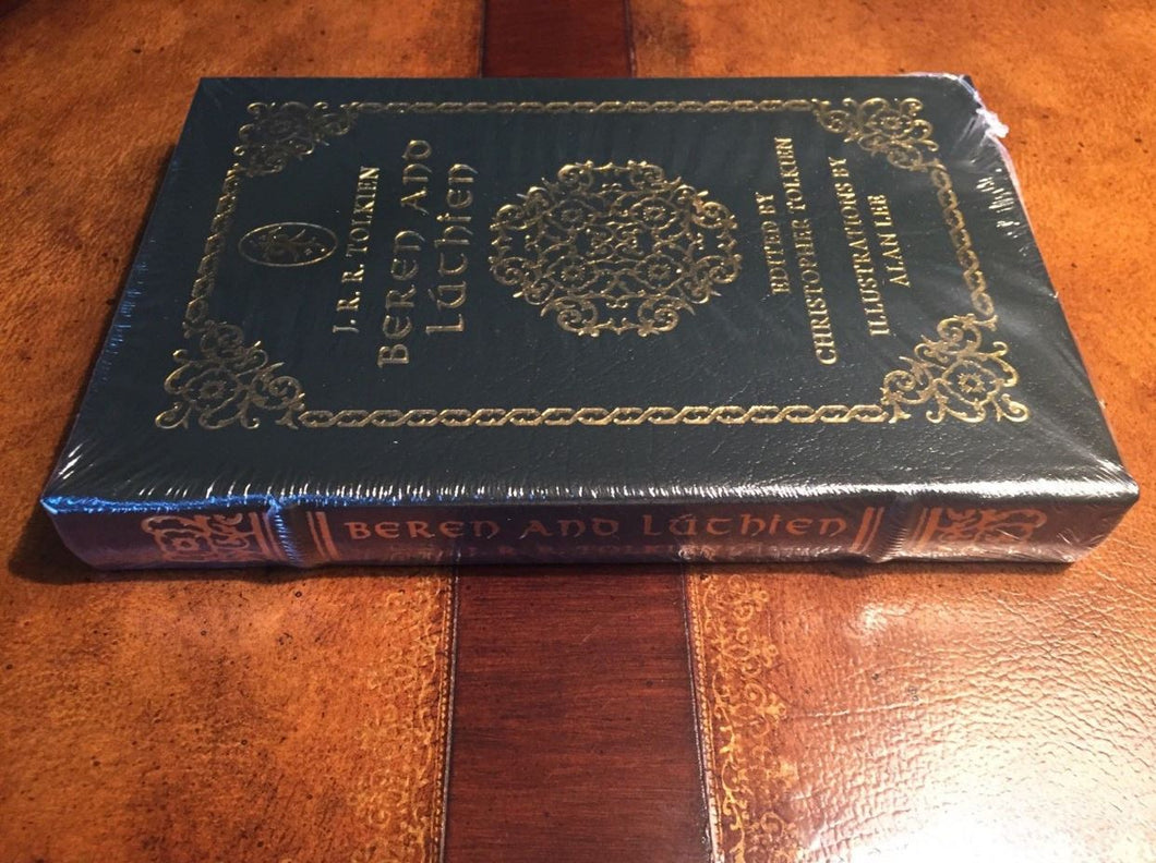 Easton Press J.R.R. TOLKIEN'S BEREN AND LUTHIEN SEALED