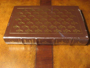 Easton Press POEMS BROWNING SEALED Poetry