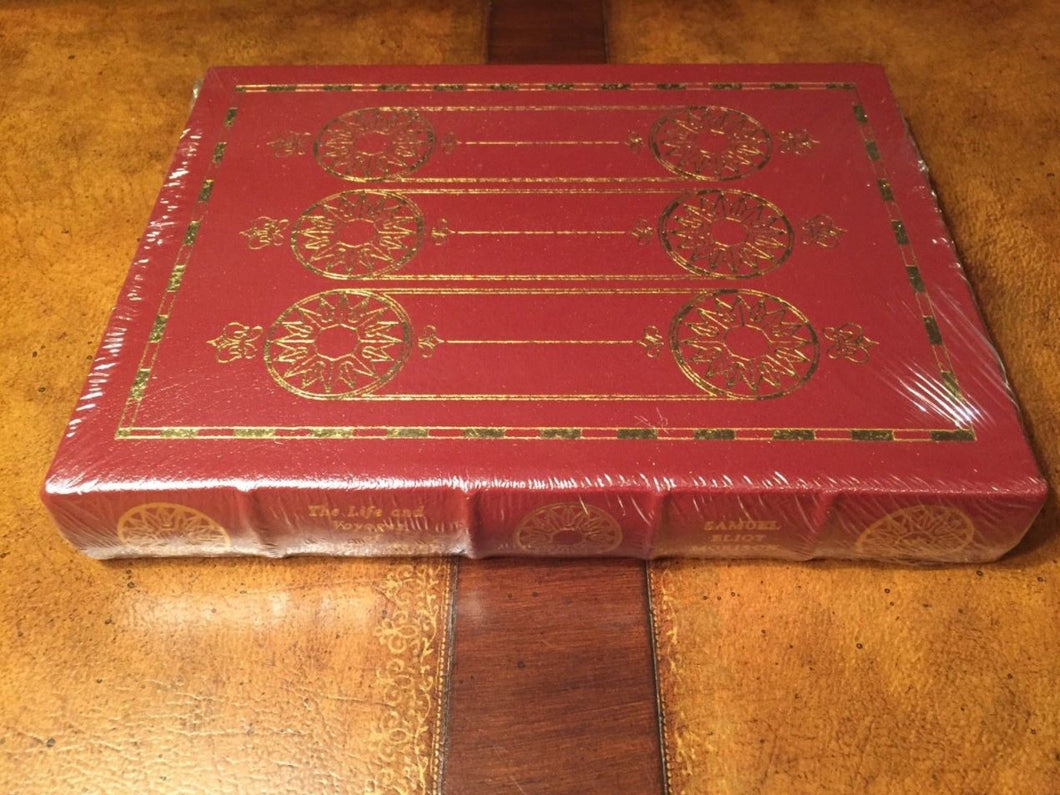 Easton Press LIFE & VOYAGES OF COLUMBUS Morison SEALED