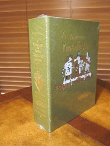 Easton Press YANKEE IN KING ARTHUR'S COURT SEALED Deluxe Limited Edition