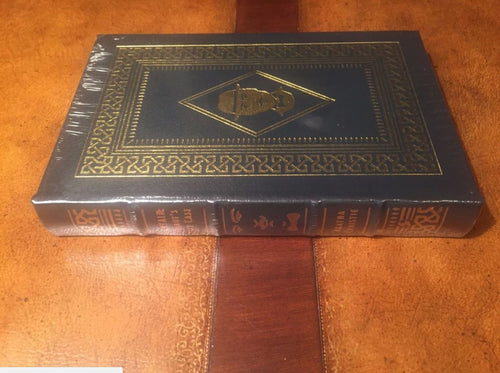 Easton Press CURTAIN: POIROT'S LAST CASE Agatha Christie SEALED