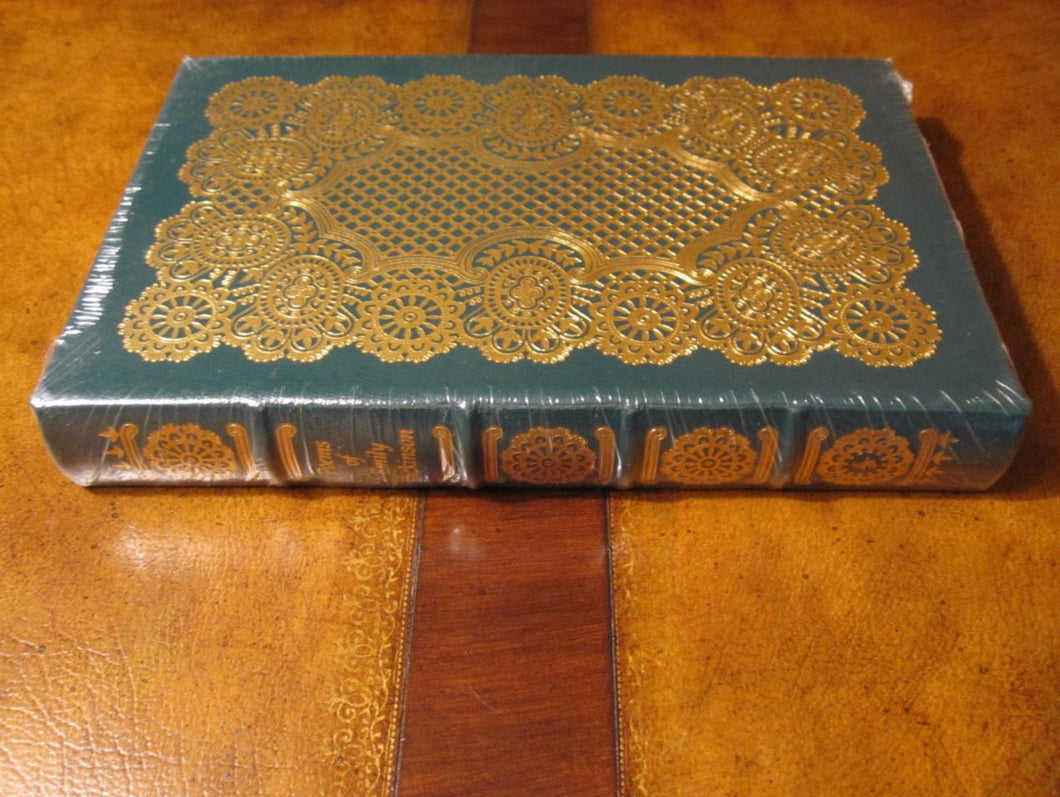 Easton Press POEMS OF EMILY DICKINSON SEALED