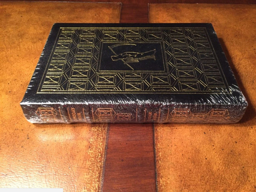 Easton Press DOOMSDAY BOOK Connie Willis SEALED