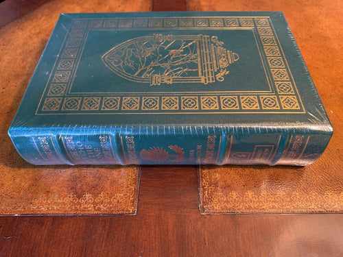 Easton Press OUTLANDER 7 ECHO IN THE BONE Diana Gabaldon SIGNED SEALED