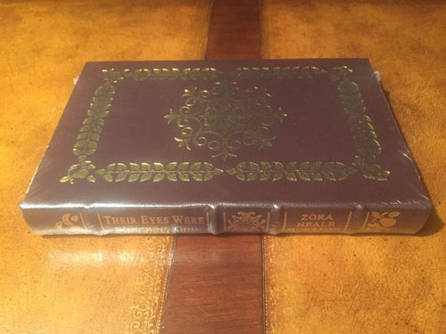 Easton Press THEIR EYES WERE WATCHING GOD Zora Neale Hurston SEALED