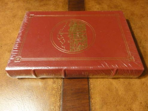 Easton Press TIME TO HEAL Gerald Ford SIGNED SEALED