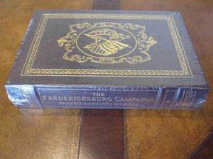 Easton Press FREDERICKSBURG CAMPAIGN O'Reilly SEALED