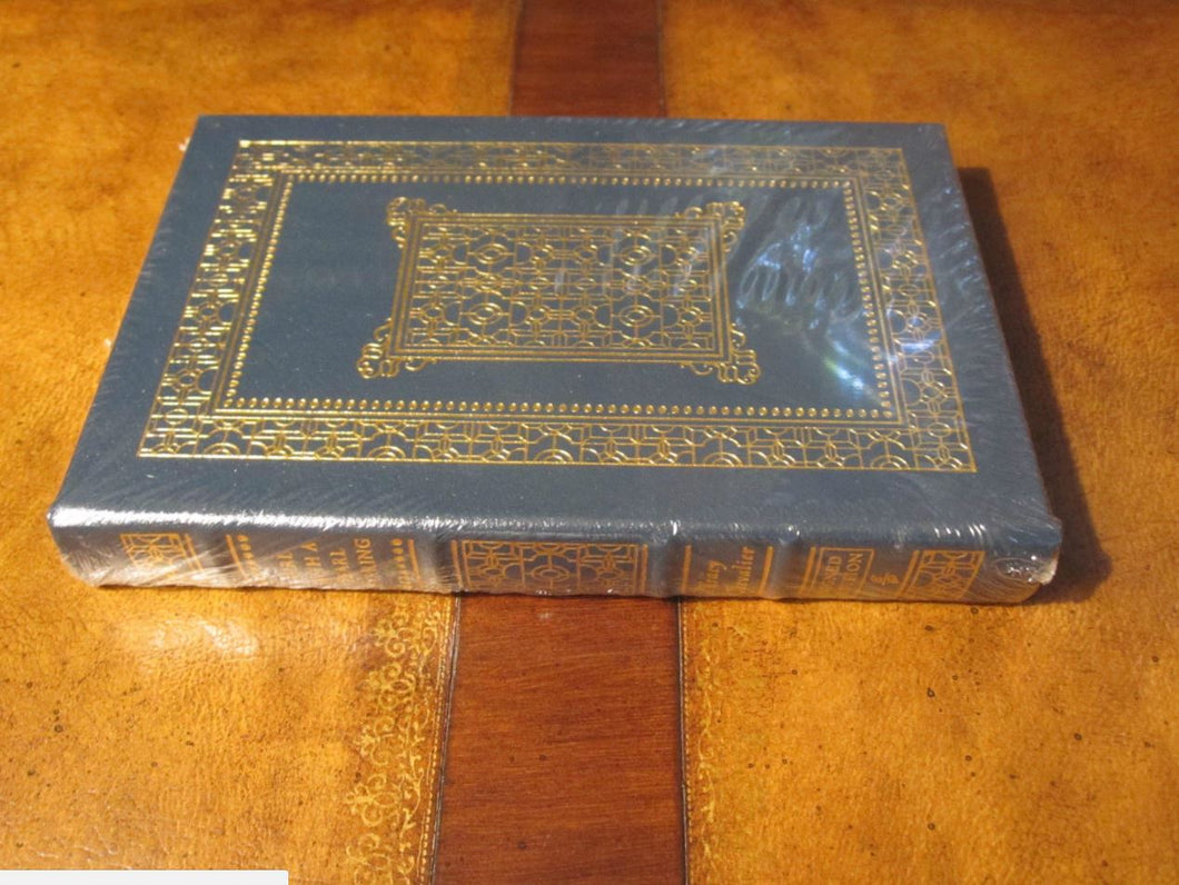 Easton Press GIRL WITH A PEARL EARRING Chevalier SIGNED SEALED