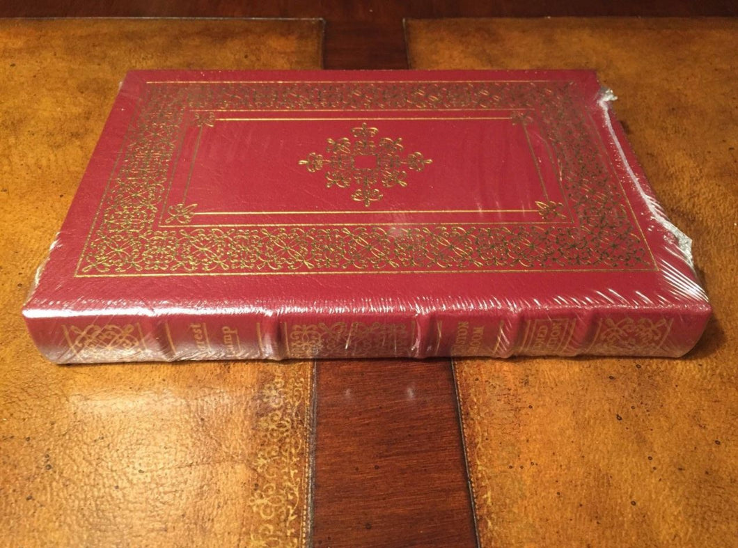 Easton Press FORREST GUMP Winston Groom SIGNED/SEALED
