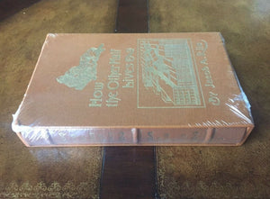 Easton Press Jacob Riis' HOW THE OTHER HALF LIVES Clamshell Limit Edition SEALED