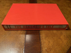 Folio Society THE HANDMAID'S TALE Margaret Atwood SEALED