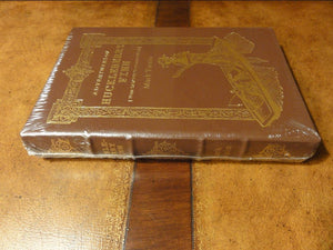 Easton Press HUCKLEBERRY FINN Mark Twain SEALED - MINT