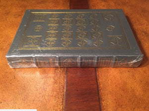 Easton Press ICE STORM Moody SIGNED SEALED