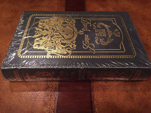 Easton Press MEN OF IRON Howard Pyle SEALED