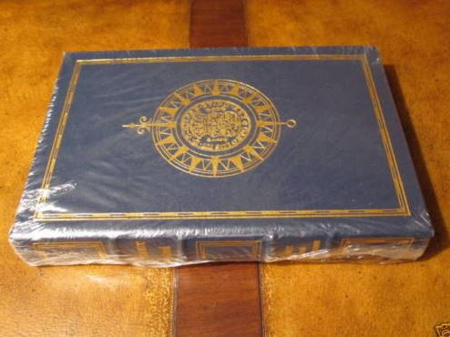Easton Press TREASURE ISLAND Stevenson SEALED