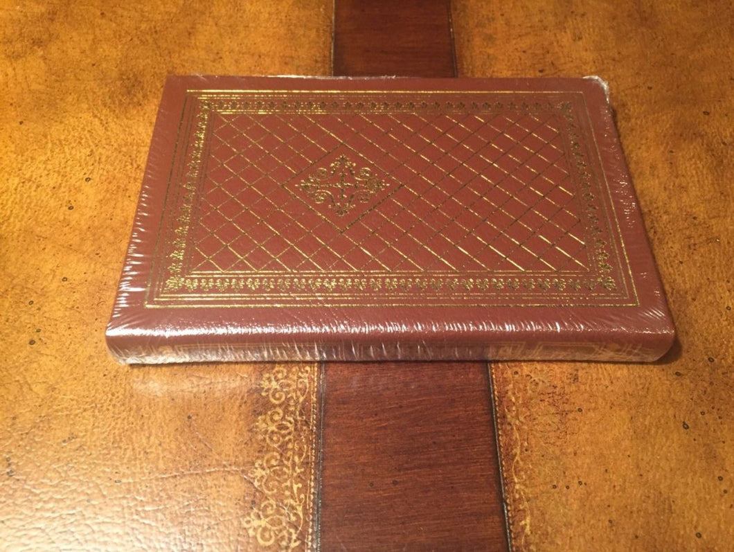 Easton Press POEMS BY KEATS SEALED Poetry
