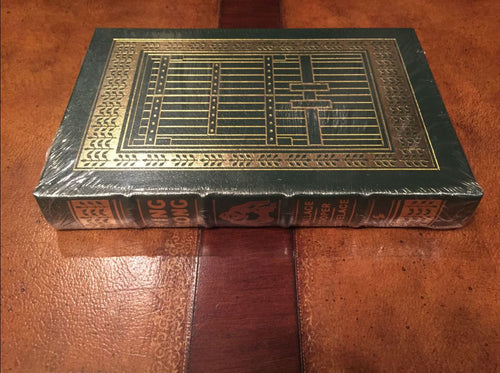 Easton Press KING KONG Delos Lovelace, Edgar Wallace & Merian Cooper SEALED