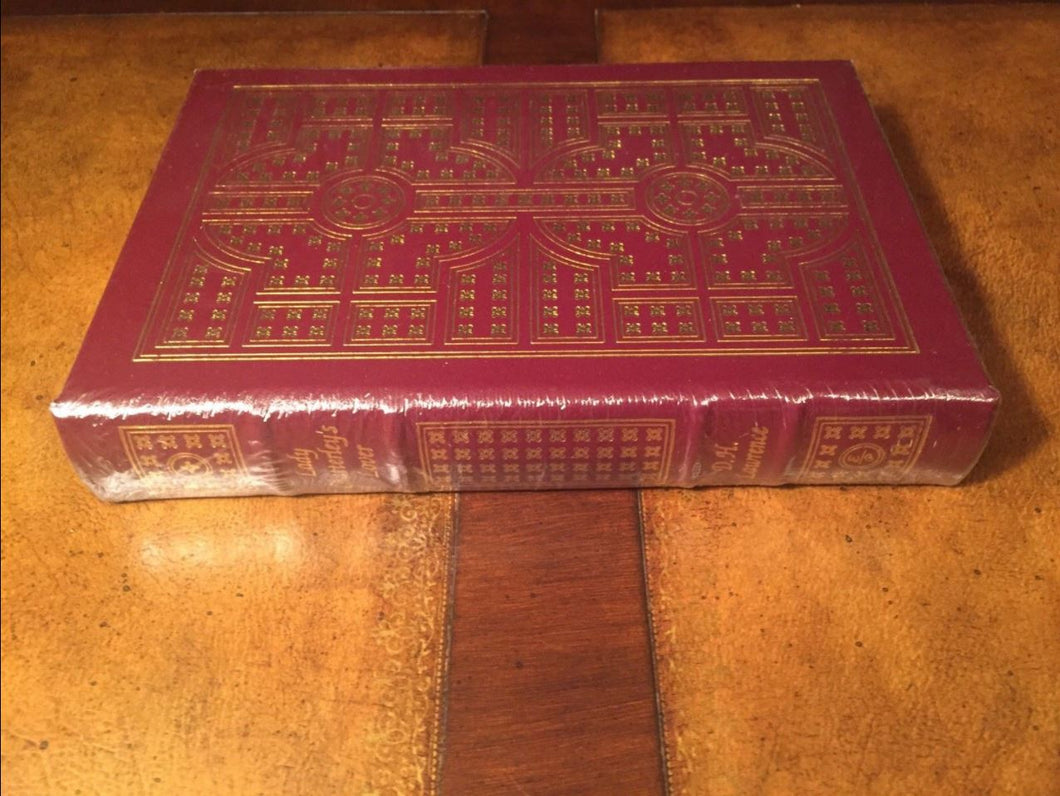 Easton Press LADY CHATTERLEY'S LOVER Lawrence SEALED