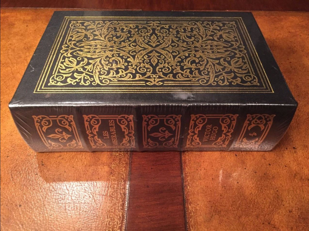 Easton Press LES MISERABLES Victor Hugo SEALED