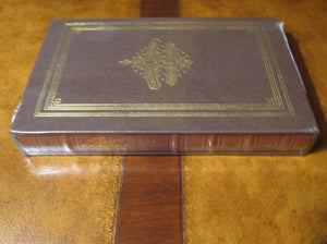Easton Press THE NATION'S TRIBUTE TO ABRAHAM LINCOLN SEALED Slipcover Deluxe