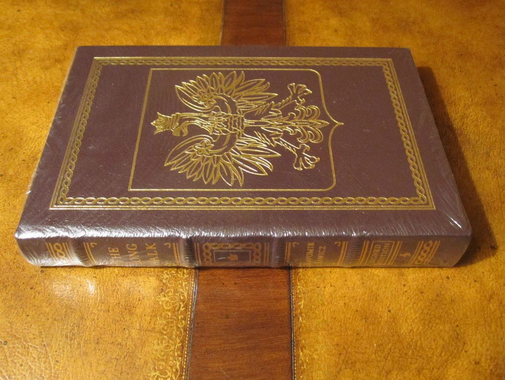 Easton Press THE LONG WALK Rawicz SIGNED SEALED