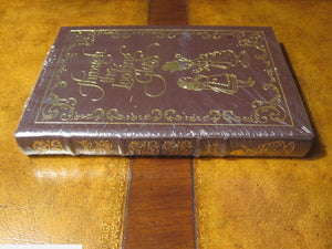 Easton Press THROUGH LOOKING GLASS Lewis Carroll SEALED