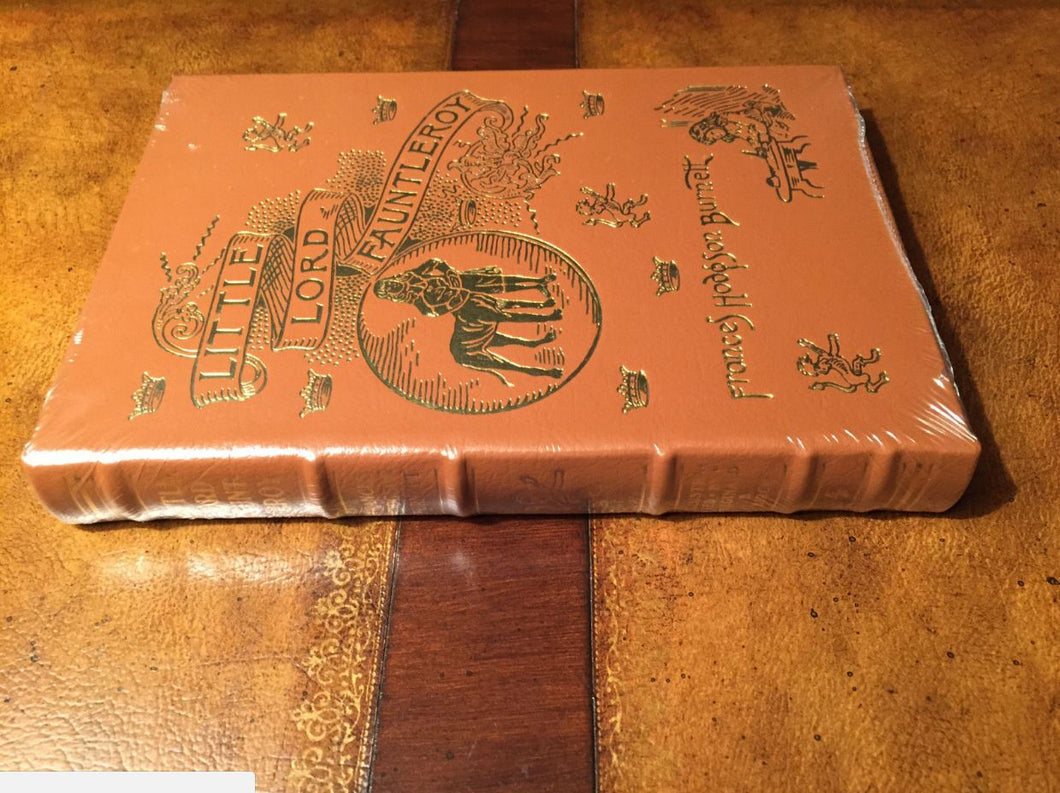 Easton Press LITTLE LORD FAUNTLEROY Burnett SEALED