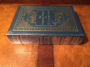 Easton Press THE COMPLETE FICTION OF H.P. LOVECRAFT SEALED