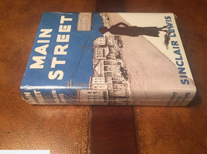 First Edition Library MAIN STREET Lewis SEALED