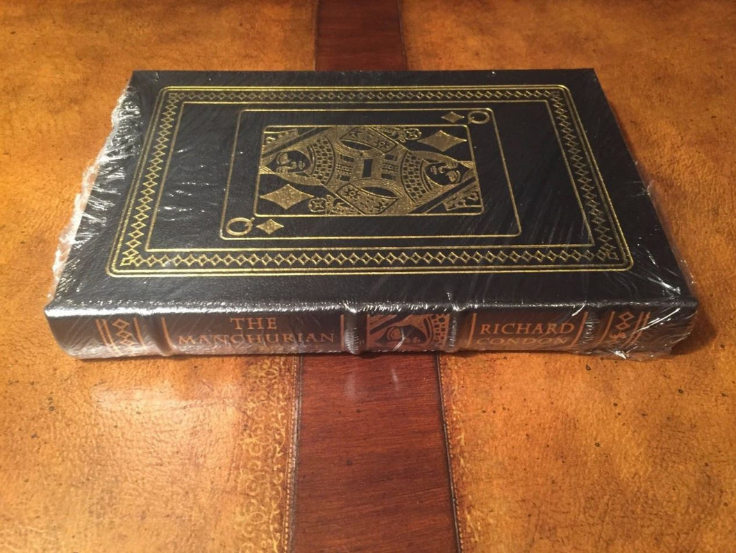 Easton Press MANCHURIAN CANDIDATE Richard Condon SEALED