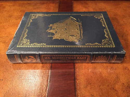 Easton Press MR MIDSHIPMAN EASY Frederick Marryat SEALED