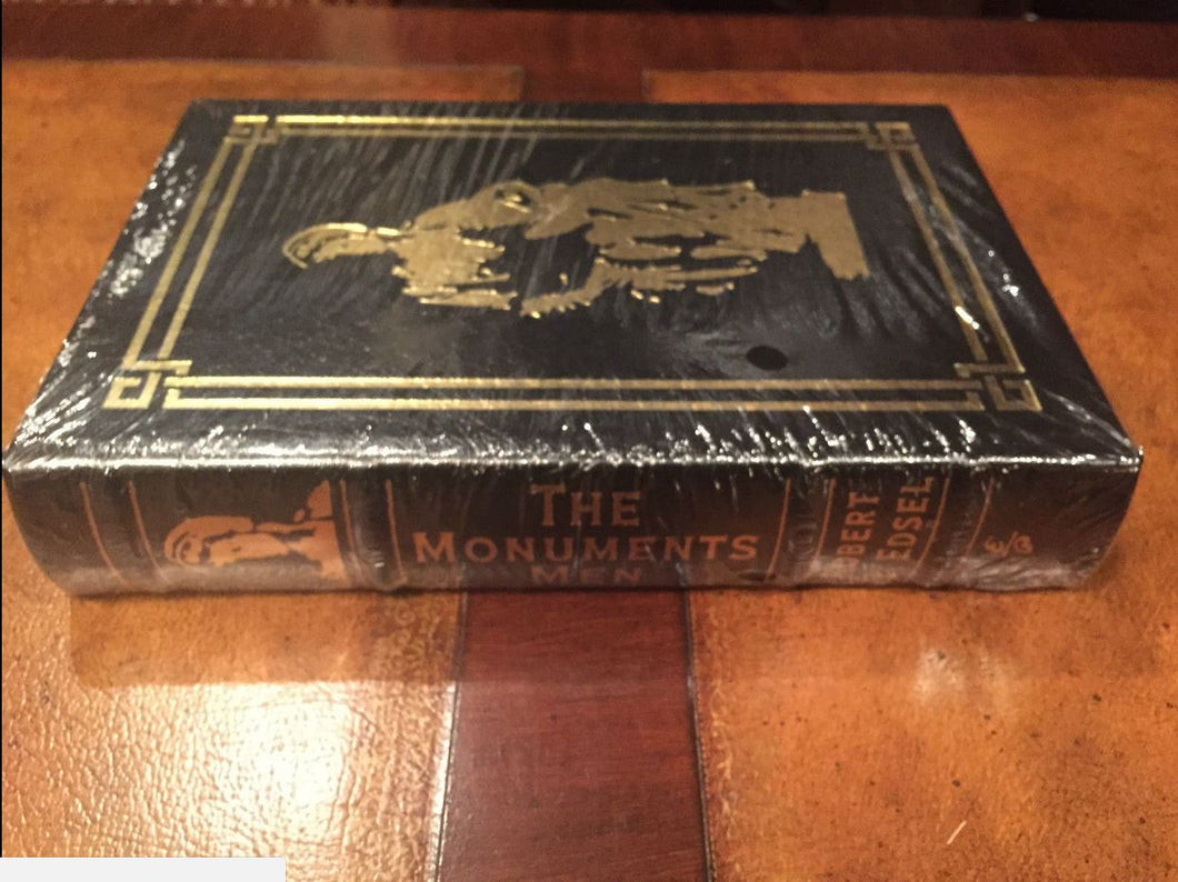 Easton Press THE MONUMENTS MEN Robert M. Edsel SEALED
