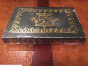 Easton Press NEVERWHERE Neil Gaiman SIGNED/SEALED