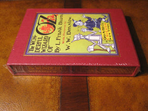 Easton Press L. Frank Baum's WONDERFUL WIZARD OF OZ Slipcase SEALED
